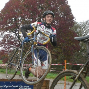Somerset Road Club in Cyclo-cross action