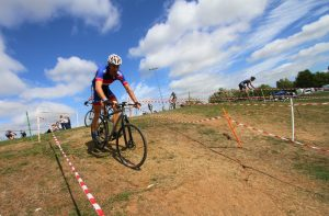 Cyclo-cross event
