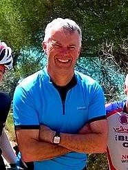 Tim Reeves somerset road club committee president