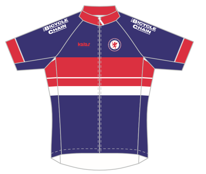Short Sleeve jersey Somerset Road Club kit