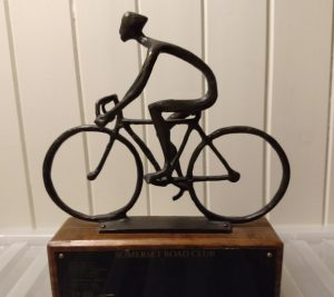 Somerset Road Club Novice Trophy